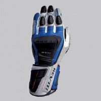 Перчатки REV'IT STEALTH BLACK/BLUE M
