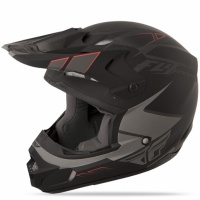 Шлем FLY Kinetic Impuls grey/blk.matt S 12671