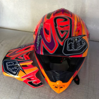 Шлем Troy Lee Designs ReflectionEce red XL 150-0017