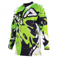 Майка кроссовая ACERBIS PAINT MX JERSEY GREEN XXL