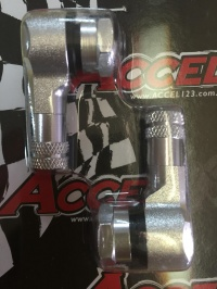 Вентиль Accel 90% SILVER VC-02 silver