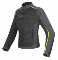 Куртка DAINESE G HYDRA FLUX D-DRY LADY 44 blk/grey/yellow 2654575 P76 008