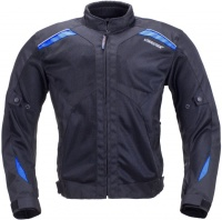 Куртка AGV SPORT AERY текстиль blk/blue XL A02514-043-XL