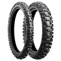 100/100-18 BRIDGESTONE X 30 R Cross Medium 16737