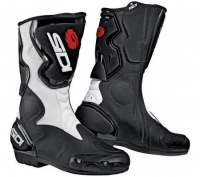 Мотоботы SIDI Fusion blk/wh 45 12716
