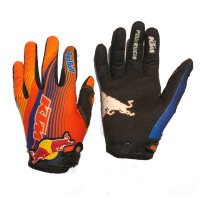 Перчатки KTM RedBull cross blk/blue/orange XL 17911