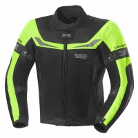Куртка текстиль IXS Levante blk/yellow L X51028-350-L