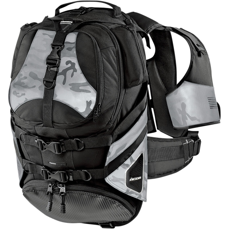 Рюкзак ICON BACKPACK SQUAD2 blk 3517-0171