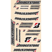 Наклейка N-STYLE UNIVERSAL BRIDGESTONE STICKER KIT V3