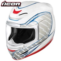Шлем ICON AIRMADA VOLARE WHITE L 0101-6718