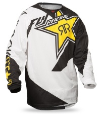 Майки кросс FLY RACING Kinetic Mesh Rock Star 2XL 369-3292XL