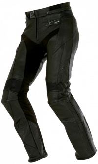 Мотобрюки RS TAICHI 817 BOOTS OUT LEATHER PANTS BLACK (XXL) 54