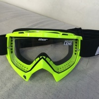 Очки кроссовые THOR GOGGLE S14 ENEMY tread green 2601-1734
