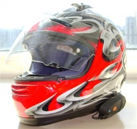 Шлем ARAI VECTOR WEB-RED M