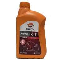 Масло моторное REPSOL MOTO RACING 4T 10W50 1L 6014/R