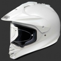 Шлем SHOEI HORNET-DS CANDY CRYSTAL white XXL 15581