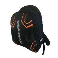 Рюкзак KAPPA black/orange LH210OR