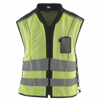 Жилетка DAINESE high visibility pro yel/blk L 1735131-309-006