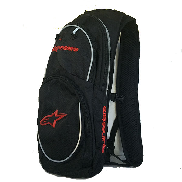 Рюкзак ALPINESTARS Enduro H2O black/red 11775