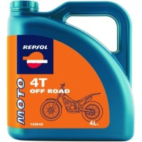 Масло моторное REPSOL MOTO OFF ROAD 4T 10W40 1L