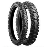 110/100-18 BRIDGESTONE X 40R Cross Hard 16739