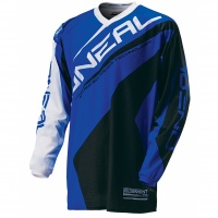 Майка кроссовая ONEAL Element Racewear blk/blue XL 0024R-015