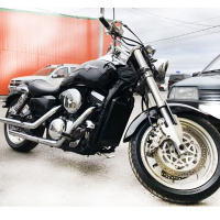 KAWASAKI VULCAN 1500 MEANSTREAK VNT50P-003093 2003