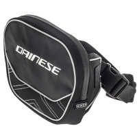 Cумка поясная DAINESE WAIST-BAG stealth-black 1980073-W01