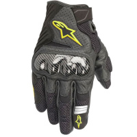 Перчатки ALPINESTARS SMX-1 AIR blck/yell/fluo 3570516_155_3XL