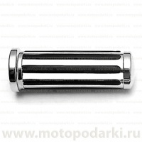 Ручки PW JOKER rubber, chrome 315-064