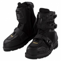 Мотоботы ICON BOOT FIELD ARMOR BLACK 43