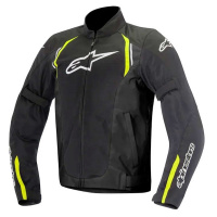 Куртка ALPINESTARS текстиль AST AIR blk/yellow/fluo 2XL A3304016-155-2XL