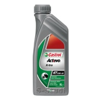 Масло моторное CASTROL 4T ACT>EVO X-TRA 10W40 1L