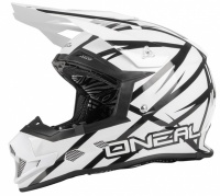 Шлем ONEAL 2Series Thunderstruck blk/white XL 0200T-305