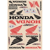 Наклейка N-STYLE UNIVERSAL HONDA CR STICKER KIT V3