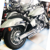 HONDA Shadow 400 CUSTOM NC45-1000359 2008