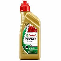 Масло моторное CASTROL 2T SYNTHETIC POWER1 RACING 2Т 1L 15940B
