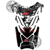 Наклейка на бак MOTOGRAFIX HONDA RED/WHITE/BLACK TH017UC